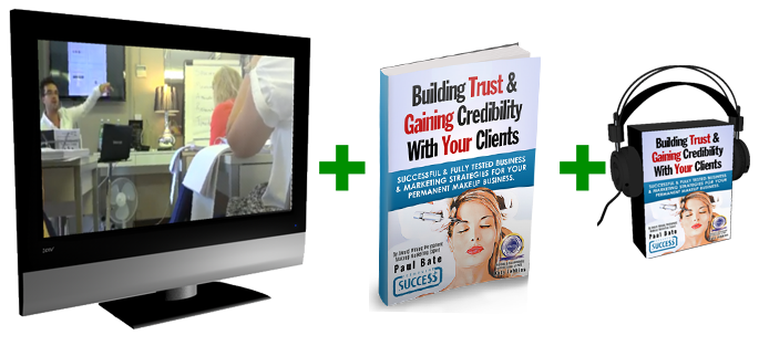 2-Building Trust And Gaining Credibility with your clients_set