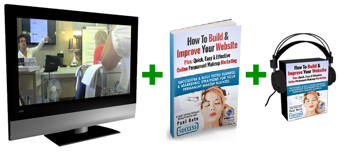 3-How To Build & Improve Your Website Set