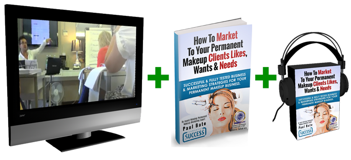 Marketing To Your Permanent Makeup Clients Likes, Wants, & Needs