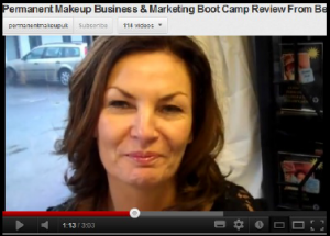 Alison Permanent Makeup Marketing Course Student Review