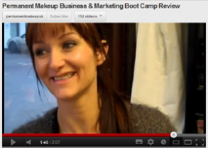 Mary Spence Permanent Makeup Marketing Course Review