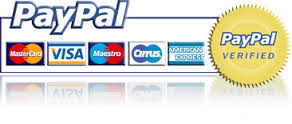 Payments Secured And Verified by Paypal