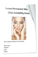 Permanent Makeup Clinic Questionaire
