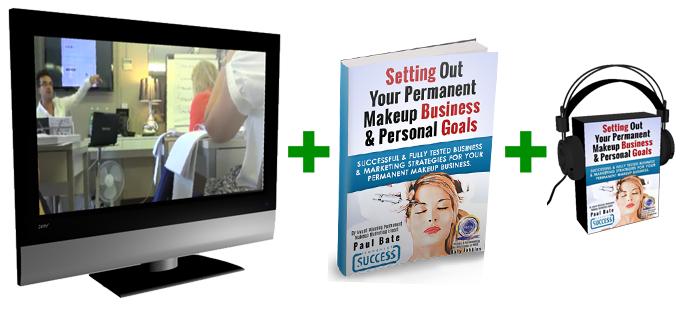 Setting Your Permanent Makeup Business And Personal Goals Set