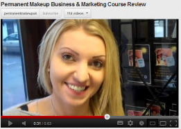 Sylwia-Permanent-Makeup-Marketing-Course-Review