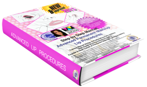 Advanced Permanent Makeup Lip Training Manual 2015 ebook cover