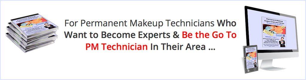 Permanent Makeup Expert Interview Series Banner