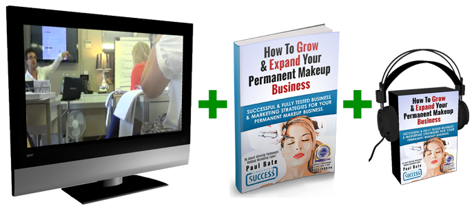 Grow & expand your permanent makeup business the quick and easy way