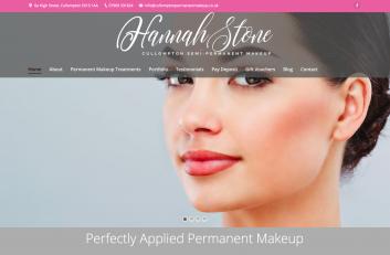 Cullompton Permanent Makeup Hannah Stone