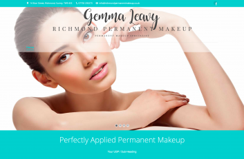Gemma Leavy Richmond Permanent Makeup