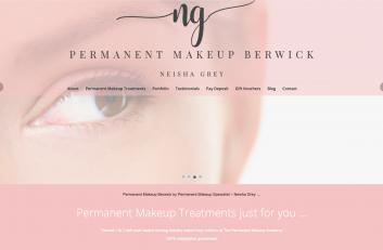 Neisha Grey Berwick Permanent Makeup