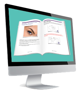 Advanced Permanet Makeup Eyeliner procedure Manual OnMac