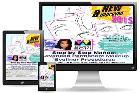 Advanced Permanet Makeup Eyeliner procedure Manual Online