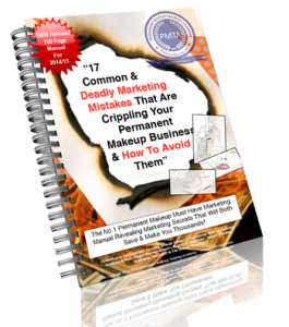 17-Common-Deadly-Marketing-Mistakes-that-can-Cripple-Your-Permanent-Makeup-Business-by-Katy-Jobbins-3d-cover
