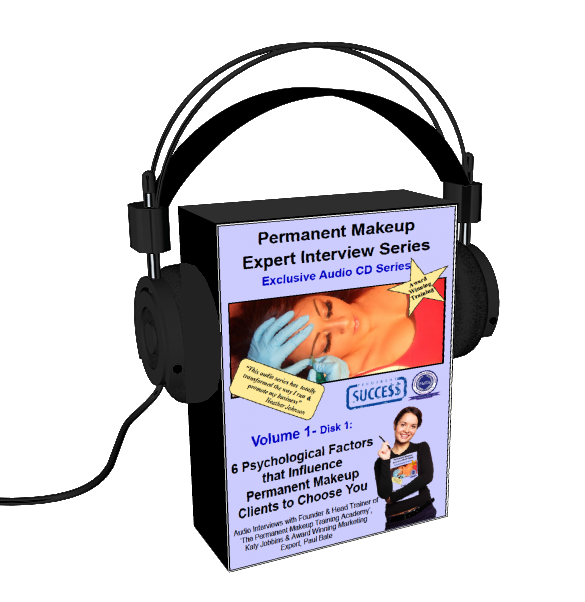 Permanent Makeup Expert Interview Series MP3