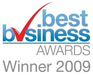 Best Business Awards 2009 Winner