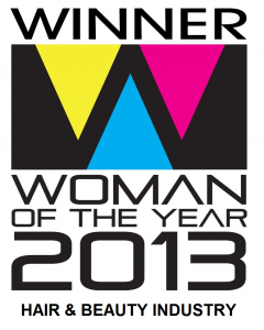 Katy Jobbins Woman of the Year Winners Logo