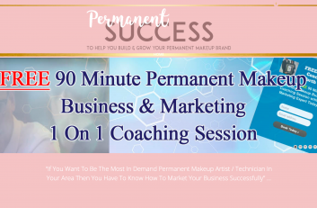 Permanent Success Webpage Image