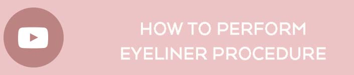 How to Peform Eyeliner Procedure Button