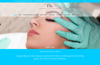 Ellie Dyson Berkshire Permanent Makeup