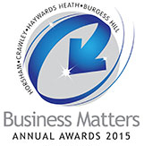 Business Matters Entrepreneur of the Year 2015