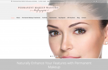 Permanent Makeup Watford