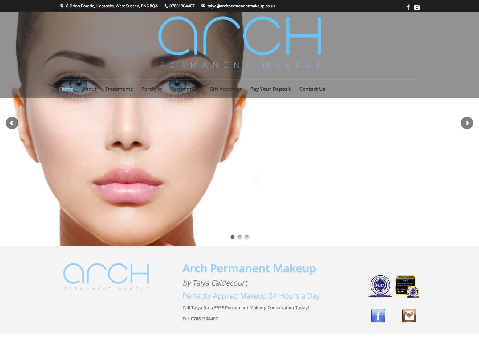 Arch Permanent Makeup