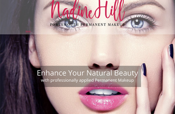 Nadine Hill Home Page Banner